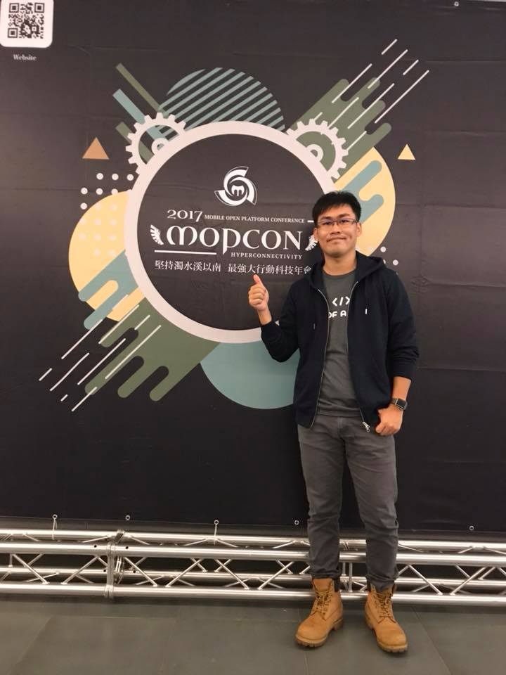 MOPCON 2017 Opening